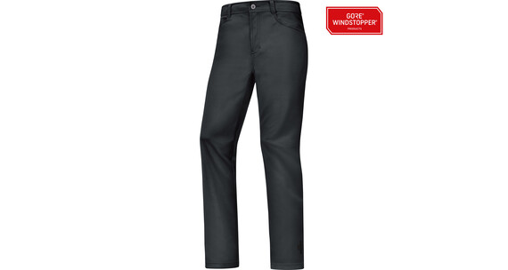 GORE BIKE WEAR Element Urban WS SO - Pantalón largo Hombre - negro